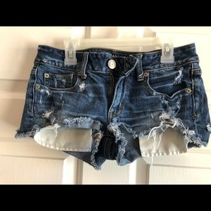 American Eagle Outfitters Shorts - American Eagle Jean Short